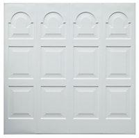 Michigan Georgian Retractable Garage door, (H)2134mm (W)2438mm