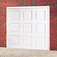 New York Retractable Garage door, (H)1981mm (W)2134mm