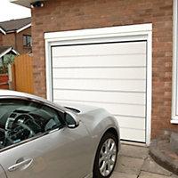 Sectional Garage door, (H)2134mm (W)2286mm