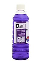 B&Q Methylated spirit 0.5L