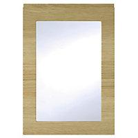 IT Kitchens Oak Effect Cabinet door (W)500mm