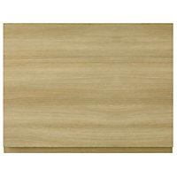 IT Kitchens Marletti Oak Effect Belfast sink Cabinet door (W)600mm