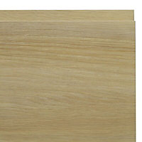 IT Kitchens Marletti Oak Effect Standard Cabinet door (W)150mm
