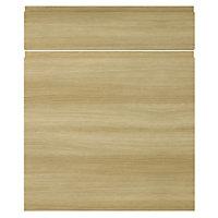 IT Kitchens Marletti Oak Effect Drawer front, Set of 3