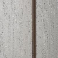 Cooke & Lewis Taupe Wall corner Cabinet door (W)250mm, Set of 2