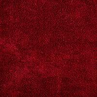 Colours Luino Red Rug (L)1.6m (W)1.2m