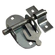 Blooma Zinc-plated Steel Padlock bolt (L)120mm