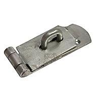 Blooma Steel (L)254mm Hasp & staple