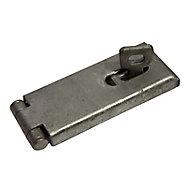 Blooma Steel (L)114mm Hasp & staple