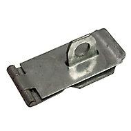 Blooma Steel (L)76mm Hasp & staple