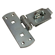 Blooma Steel (L)152mm Hasp & staple