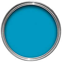 Colours Standard Electric blue Silk Emulsion paint 2.5L