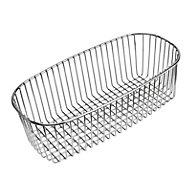 Cooke & Lewis Stainless steel Bowl basket