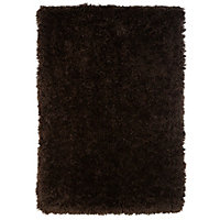 Colours Avalyon Brown Rug (L)2.3m (W)1.6m