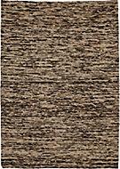 Colours Dermot Brown Rug (L)1.7m (W)1.2m