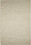 Colours Claudine Thick knit Beige Rug (L)2.3m (W)1.6m