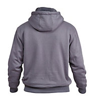 Rigour Grey Hoodie L