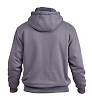 Rigour Grey Hoodie X Large