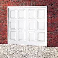 Dakota Made to measure Framed Retractable Garage door