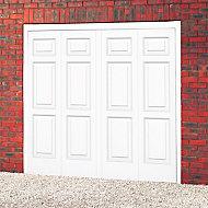 Manhattan Made to measure Framed Retractable Garage door