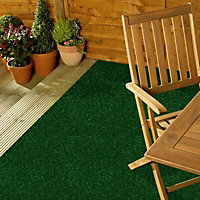 Padstow Low density Artificial grass 4m² (T)6.5mm