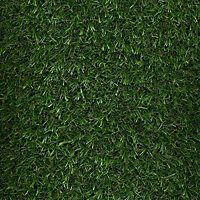 Eton Medium density Artificial grass 6m² (T)15mm