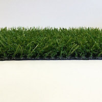 Marlow Medium density Artificial grass 4m² (T)19mm
