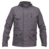 Rigour Grey Jacket, Large