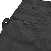 Rigour Black Shorts