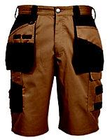 Rigour Tan Shorts