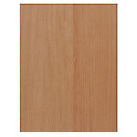 IT Kitchens Oak Effect Appliance & larder Base end panel (H)720mm (W)570mm