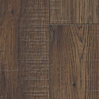 Ostend Natural Ascot oak effect Laminate Laminate flooring