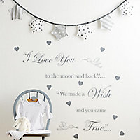 Twinkle star Bunting, (L)3.05m