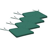 Tiga Teal Seat pad, Pack of 4