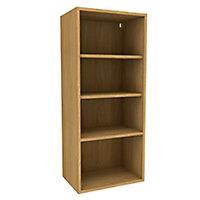 Cooke & Lewis Oak effect Deep dresser Base cabinet, (W)500mm