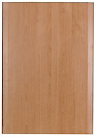 IT Kitchens Cherry Effect Appliance & larder End support panel (H)890mm (W)620mm