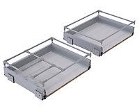 Cooke & Lewis Premium Soft-close Drawer box (W)500mm