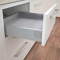 Cooke & Lewis Premium Framed soft close drawer box (W)800mm