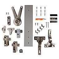 Cooke & Lewis Door-stay Framed 600mm bridging cabinet hinge, Pack of 2
