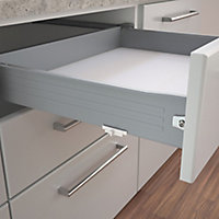 IT Kitchens White Soft close upgrade mechanism