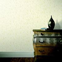 Colours Aurulent Cream Texture Glitter effect Wallpaper