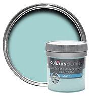 Colours Premium Water Matt Emulsion paint 0.05L Tester pot