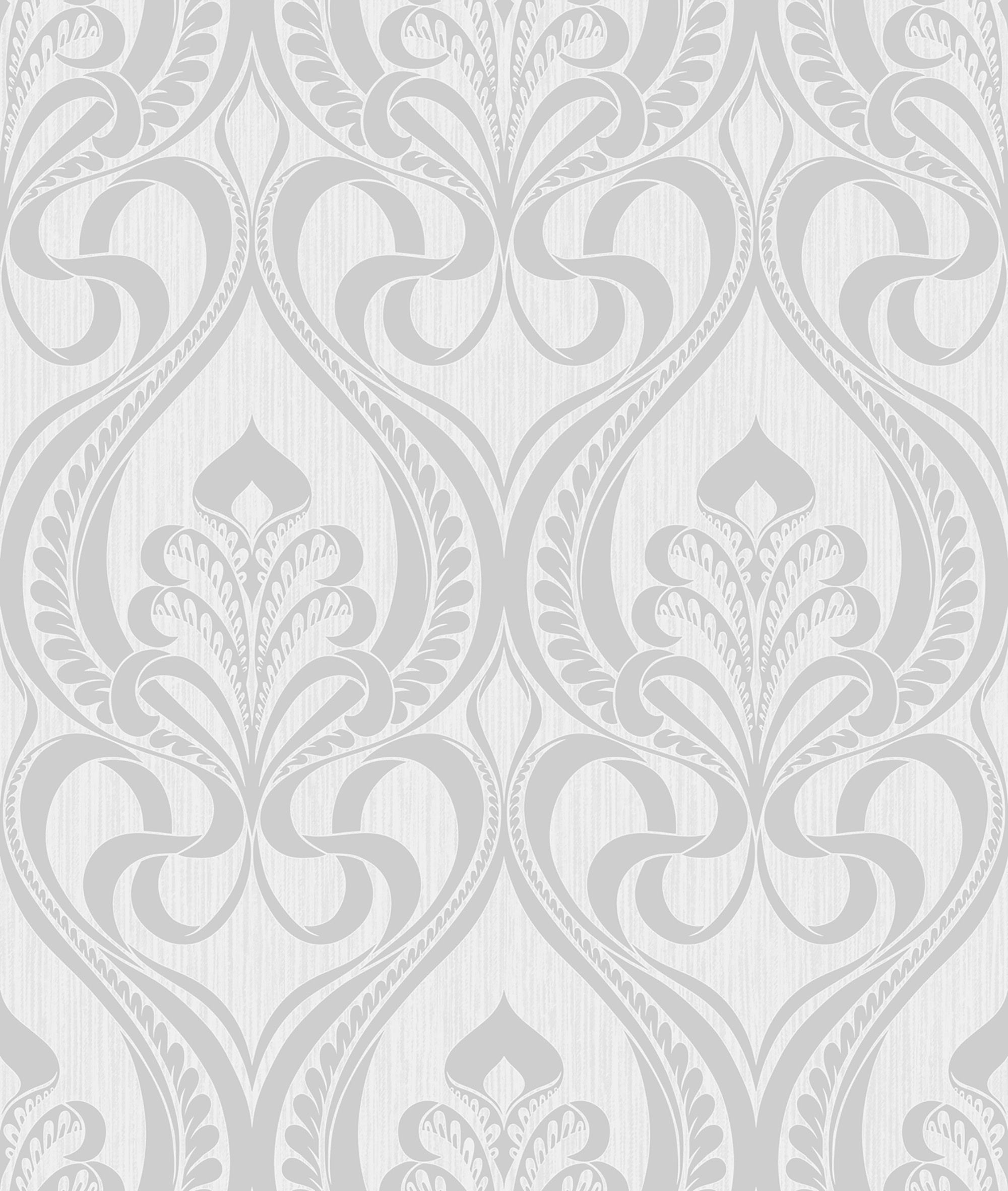 B Q Audley Wallpaper Damask Wallpaper 6 00 Diy Compare Finding You The Best Diy Products And Prices