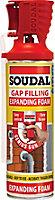Soudal Beige Gap filling expanding foam 500 ml