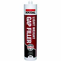 Soudal White Flexible Decorators caulk 300ml