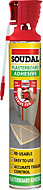 Soudal Genius Gun Solvent free Plasterboard adhesive 0.75L