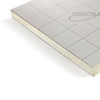 Recticel Instafit Polyurethane Insulation board (L)2.4m (W)1.2m (T)50mm