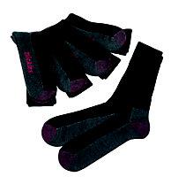 Dickies Black Socks, Size 7-11