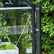 Halls Greenhouse downpipe kit (Dia)40mm (L)1.35m, Black