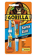 Gorilla Superglue 3g, Pack of 2